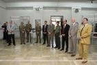 Poseta vojnodiplomatskih predstavnika Vojnom muzeju