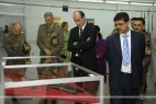 Visit of foreign military representatives to Military Museum
