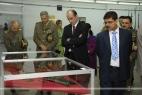 Посета војнодипломатских представника Војном музеју